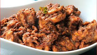 Chettinad Pepper Chicken Masala - Spicy Pepper Chicken--select Hd Quality