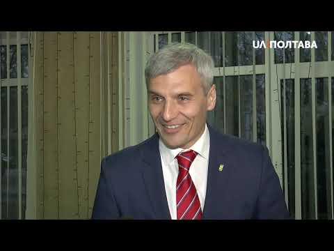UA: Полтава: У Полтаві відбулася зустіч виборців з Русланом Кошулинським
