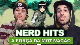 Rap do Rock Lee (Naruto) - A FORÇA DA MOTIVAÇÃO | NERD HITS | REACT / ANÁLISE VERSATIL