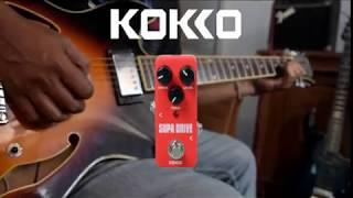 KOKKO SUPA DRIVE SOUND SAMPLE