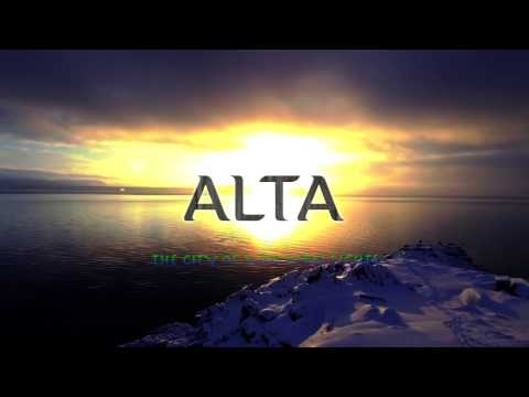 BEST OF NORWAY - Alta city with an Inspire 1