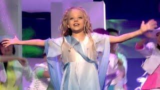 Детское Евровидение 2012. Анастасия Петрик (10 лет). Небо.