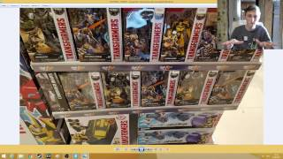 Transformers 5 The Last Knight Toys Are Already On Sale!!!