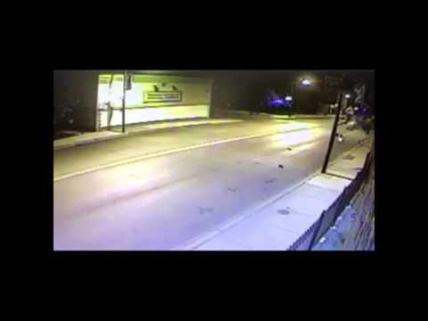 Police pursuit video