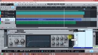 Studio One Mixing Video Series with David Vignola Part 3 - Mixing Drums and Bass