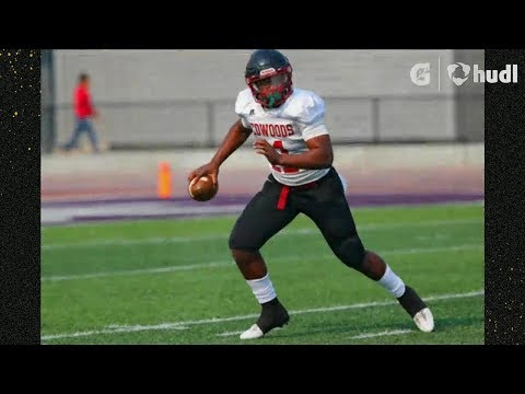 Moises Francois Juco QB College of the Redwoods 2018 Highlights