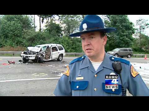Interstate 5 Fatal Crash