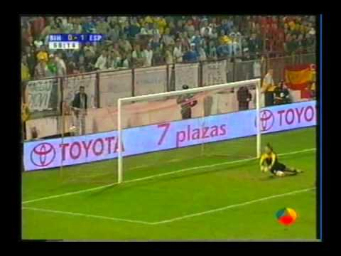 2004 (September 8) Bosnia and Herzegovina 1-Spain 1 (World Cup Qualifier).avi
