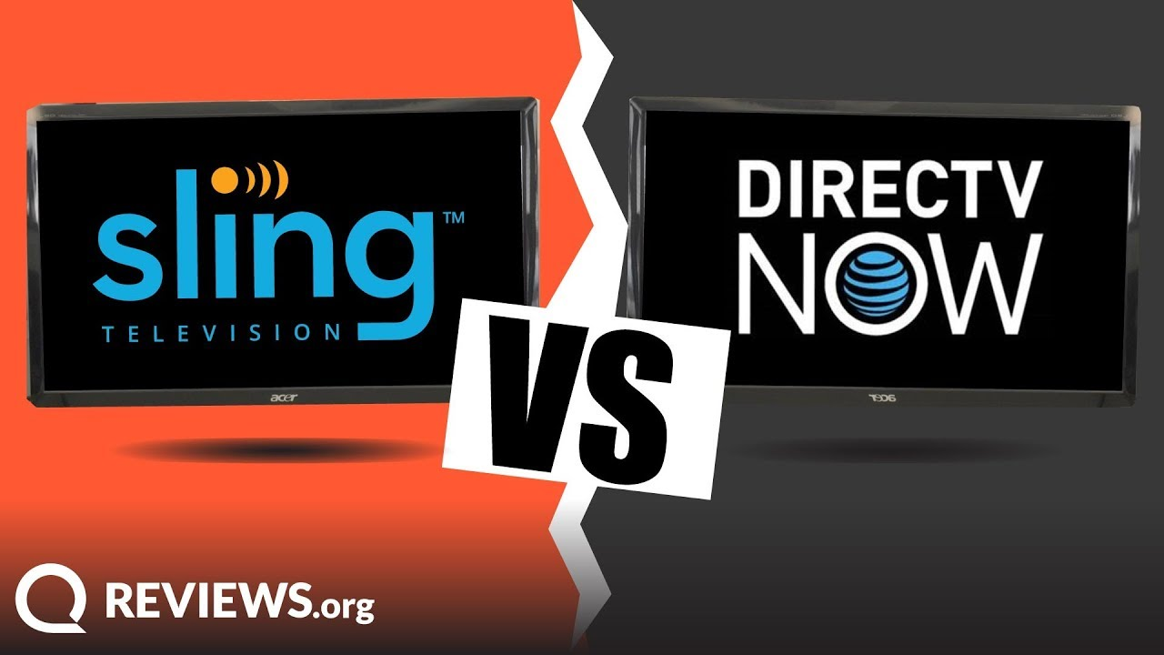 Sling Tv Reviews >> Sling Tv Vs Directv Now What S The Best Cable Killer Youtube