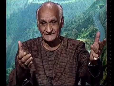 QAMAR JALALABADI    Old Rare Interview    Anmol Ratan Tv Serial (1990)   