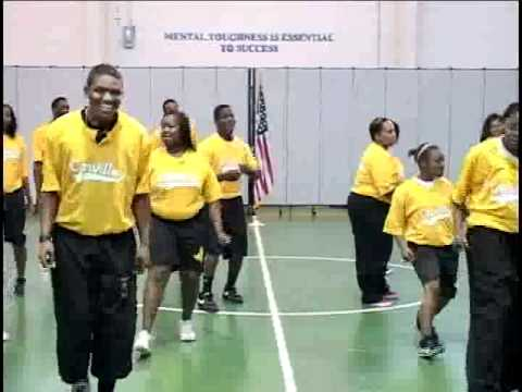 Carville Job Corps - Beyonce - Move Your Body - YouTube