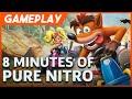 Crash Team Racing: Nitro Fueled - 8 Minutes of Racing Mayhem