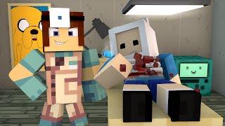 Minecraft: CIRURGIA NO FINN  - ( Hora de Aventura Minecraft)