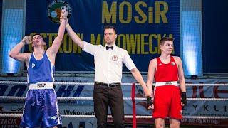 Jakub Krutczenko (UOLKA Ostrów Mazowiecka) - Piotr Stańczyk (Legia Fight Club)