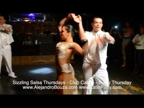Sizzling Salsa Thursdays - Caribbean Soul - Salsa