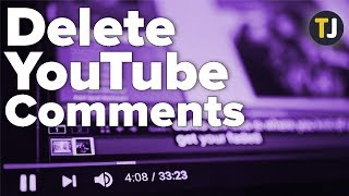 How to Delete AĮl Your Comments on YouTube!