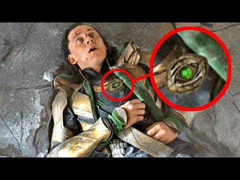 The Real Truth of Loki's Death In Avengers Infinity War