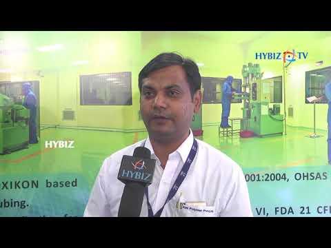 Vineet Saxena UBM Pharmalytica 2017