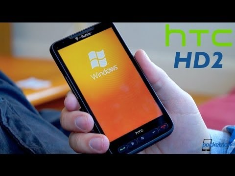 HTC HD2 - Pocketnow Throwback