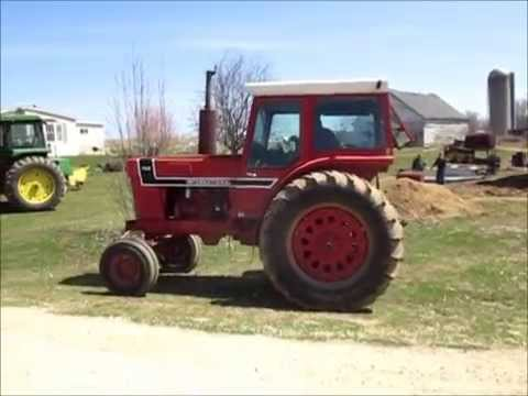 International 766 tractor for sale | sold at auction December 16 ...