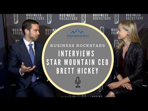 Star Mountain Capital CEO,  Brett Hickey, Talks Business