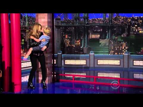 Cameo for John Travolta's Son Backfires on 'Letterman'