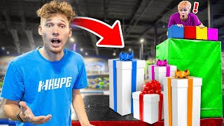 Win Trampoline Park Hide and Seek, I'll Buy You Anything
