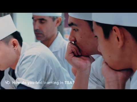 Tokyo Sushi Academy School Life