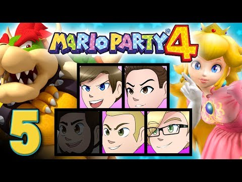 Mario Party 4: Loser Plays Sonic - EPISODE 5 - Friends Without Benefits