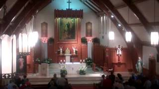 Alleluia! Alleluia! Let the Holy Anthem Rise 041512AD _xvid.avi