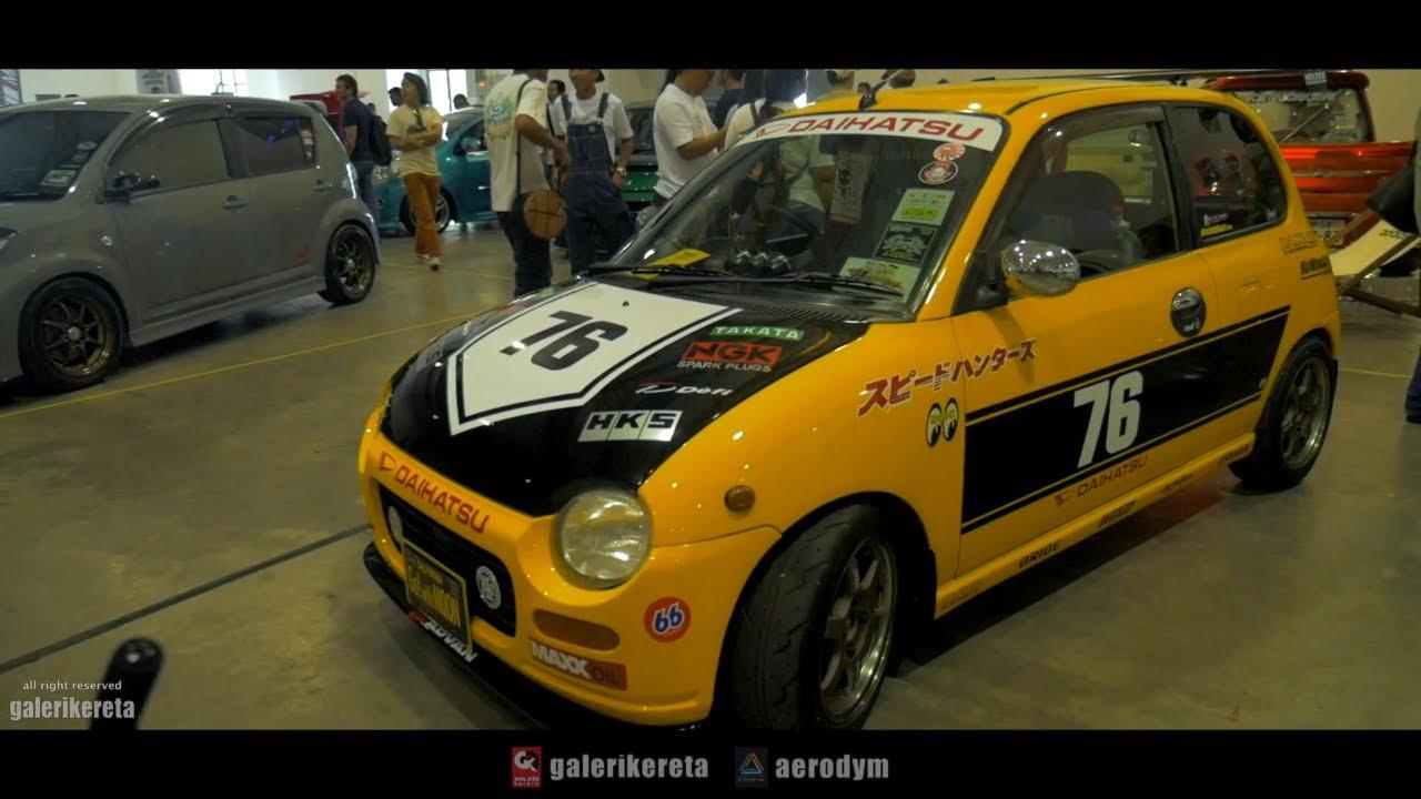 Rare Opti K Car 2 Doors At Art Of Speed 2017 Youtube