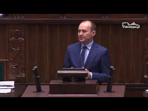 Marek Sowa – wystąpienie z 11 stycznia 2018 r.