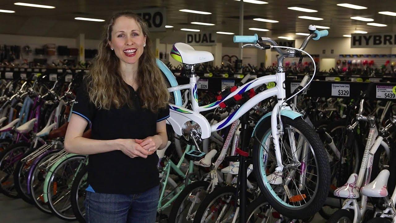 5ab57c159b4 20 Inch Giant Adore 2015 Girls Bike White Youtube