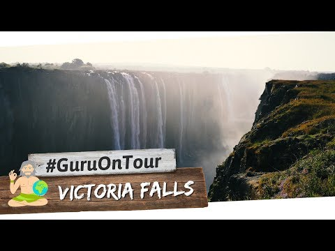 #guruontour Episode #1: VICTORIA FALLS