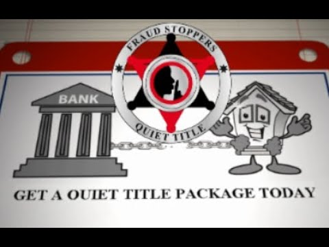 Turnkey Quiet Title Lawsuit Package