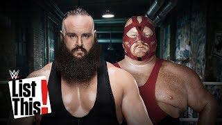5 dream matches for Braun Strowman: WWE List This! thumbnail