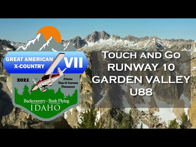 GAXC7: GARDEN VALLEY, IDAHO (U88) RW10