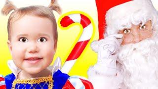 Santa Christmas Song   동요와 아이 노래   어린이 교육