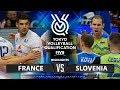 France Vs Slovenia | Highlights Men's OQT 2019