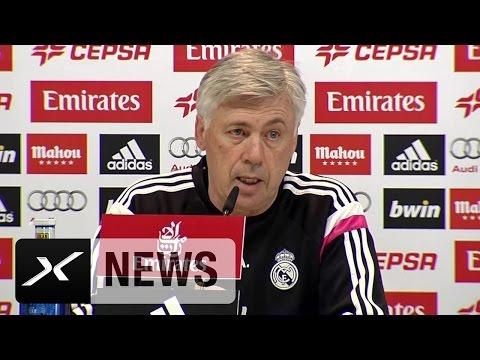 "Carlo Ancelotti: Vertragsverlängerung? ""Im Sommer"" | FC Elche - Real Madrid"