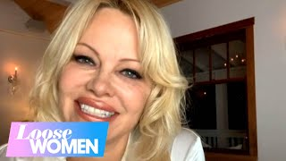 Andrea, janet, denise and gloria are joined by baywatch's blonde bombshell pamela anderson. she joins the women to talk about how she's been coping with lone...
