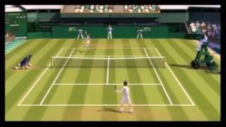 EA SPORTS グランドスラムテニス(モーションプラスあり)