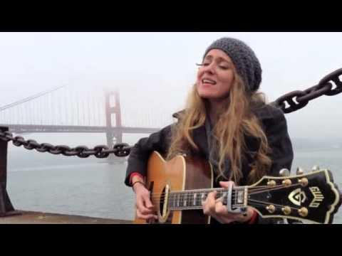 Van Morrison - Into The Mystic - Cover by Megan Slankard