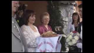 Свадьба, видео со свадебного вечера  Интересные моменты развлекательной программы на празднике