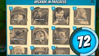 I finally maxed all my Boom Beach troops at HQ 25! screenshot 3