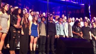 A Capella Academy Showcase 2017 - Academy Choir - Can't Help Falling in Love