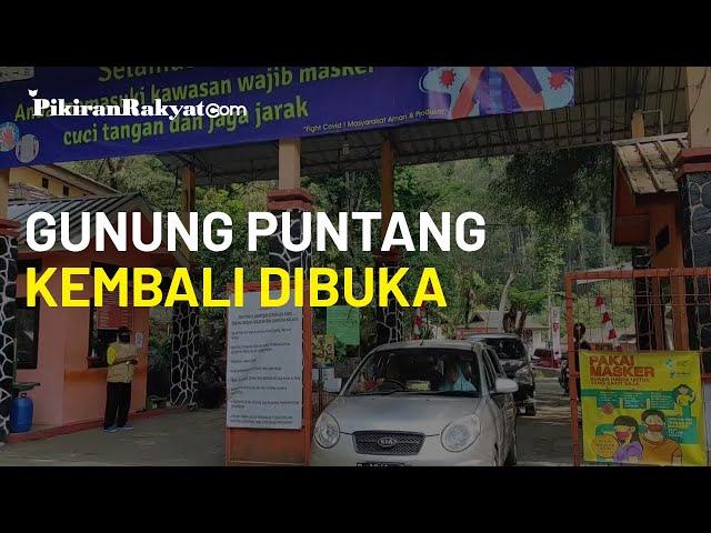 Wanawisata Gunung Puntang Kecamatan Cimaung Kembali Dibuka bagi Pengunjung