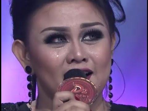 Moment Haru Tia AFI di Panggung D'Academy Celebrity 2