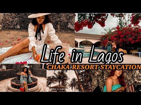 LIFE IN LAGOS| WORK TRIP TO CHAKA RESORT | TOURIST | PART 2