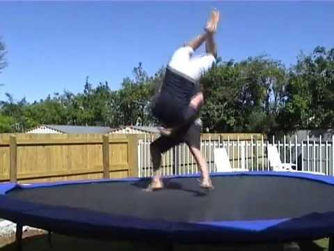 The Best Trampoline Wrestling Of All Time 5